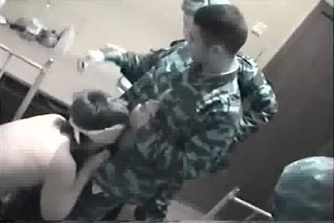 To these Russian Soldiers Brought A boy-hooker