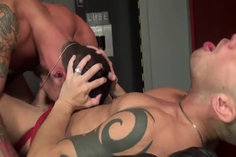 Cory Koons And Shane Frost