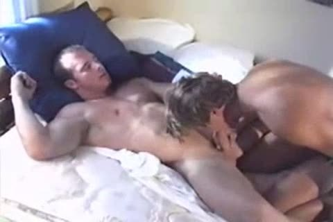 Wrestling In daybed