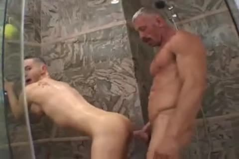 Daddy And Me In The Shower