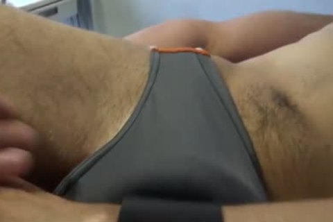 Soft Tender Edging And Denial Play In tasty Speedos. Touching, Stroking, Humping, yummy.