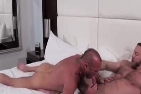 Shay Michaels And Chad Brock Go bare