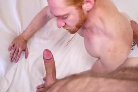 Ginger chap likes Being banged