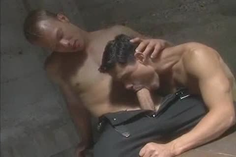 dirty perfect Muscle Blond receives Serviced