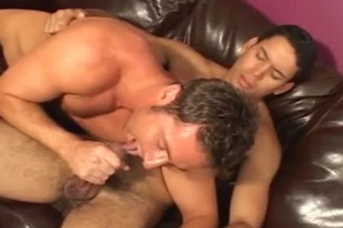 Two gay Pornstars Giving Their superlatively admirable!