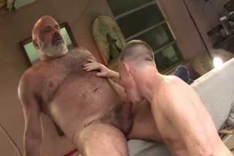 dudes With Great dong plow admirable Daddy Bear