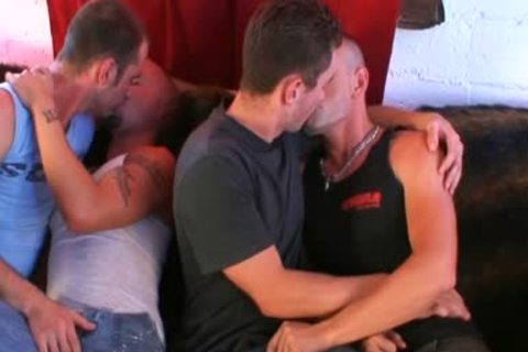 Three homosexual friends Make The majority Of Each Other