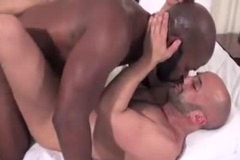 Bottom gets Dicked Down