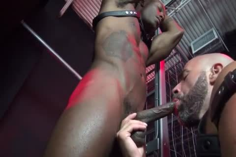 Damon Andros bangs Osiris Blade  - raw