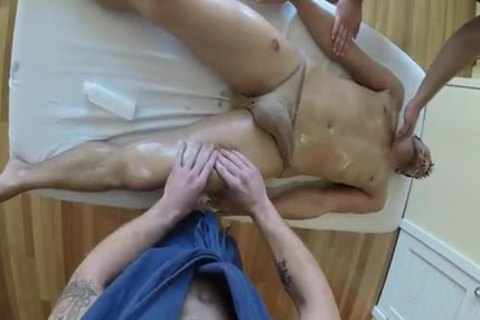 MenPOV - Sean Blue & friends Have three-some