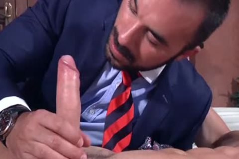 Muscle homosexual guys butthole Ramming Slap Uglies And spooge flow - BoyFriendTVcom