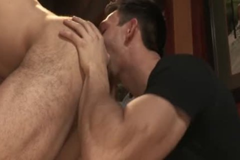 Latin Son oral sex With penis juice flow