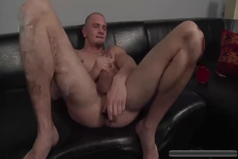 slutty chap Jerks Off With toys