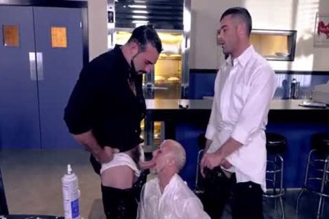 Jaxton Wheeler, Lance Hart & Eli Hunter Domination Diner -.m