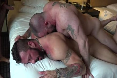 Muscle Bear Porn two