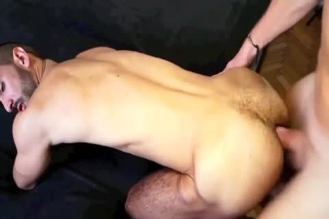 giant penis Daddy & hirsute butthole Fucker