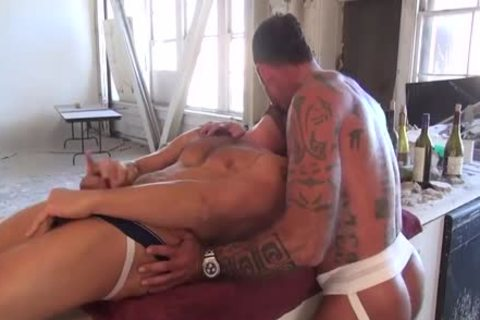 unprotected arsehole Shots 6 - Scene Two - Factory video