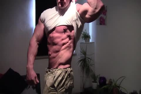 Muscle Worship