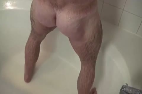 yummy Muscle Daddy Mikey Shower jerk off   sperm