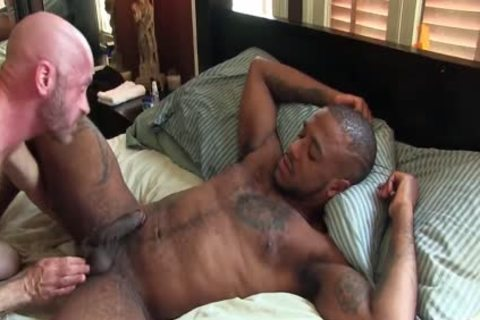 mature Interracial And raw