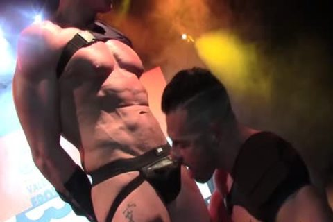 Gabriel Lunna & Marc Ferrer homo bang On Stage VEP 2017