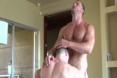 Amazingly str8 FIT ramrods Have charming Muscle Sex & poke HARD!