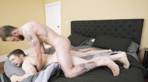 Polyamor-ass - Cliff Jensen with Griffin Barrows pooper Love