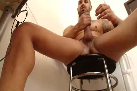 powerful Ukrainian Hunk cam Show two