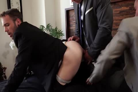 Gentlemen 26: long, Hard Hours – Jeffrey Lloyd, Andrey Vic And Drake Rogers' bareback Threew