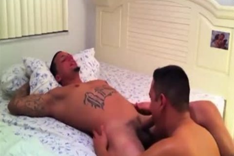 sexy CUBAN THUG lastly acquires His ass poked