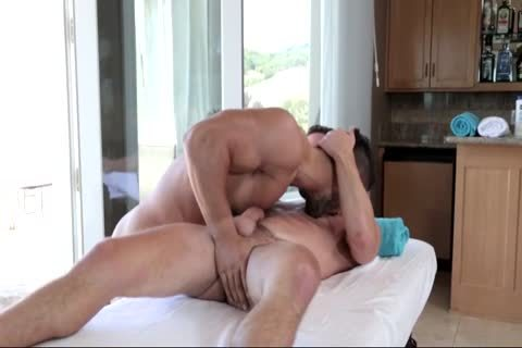 Uncut 10-Pounder homosexual Seduction ass banging