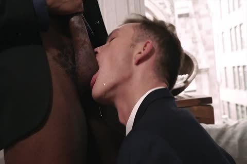engulfing On A biggest Chocolate cock