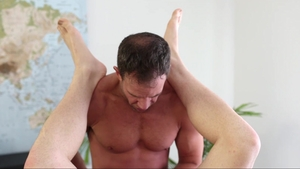 MissionaryBoys - Elder Foster pounding during interview