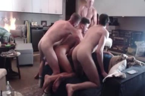 orgy unprotected