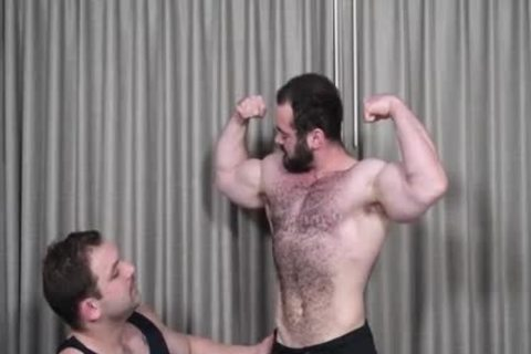 homosexual Bear nailing 013