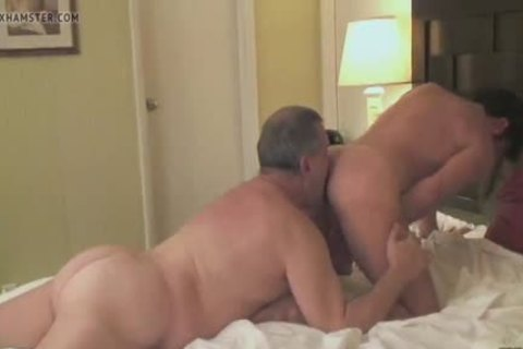 Daddy Bear With Younger In pretty Tub And Beyond