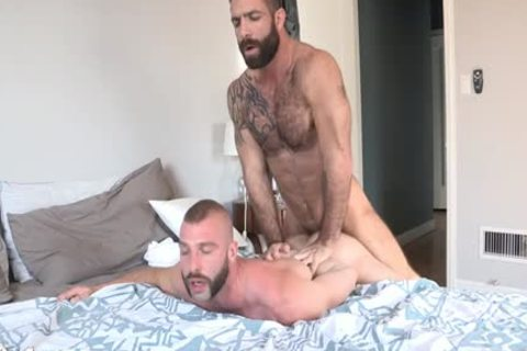 Jake hammers Donnie´s booty - raw