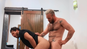 Drill My Hole: Athletic Manuel Scalco gets ass licked porn