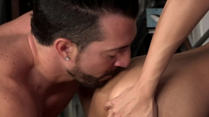 DylanLucas: Jimmy Durano beside Marco Montgomery blowjobs