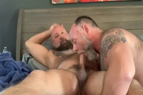 wild Daddy Bottoms For His Daddybear